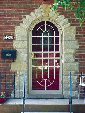 SC3 Security Doors