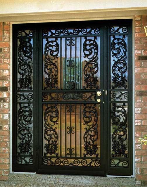 SC41 Security Doors