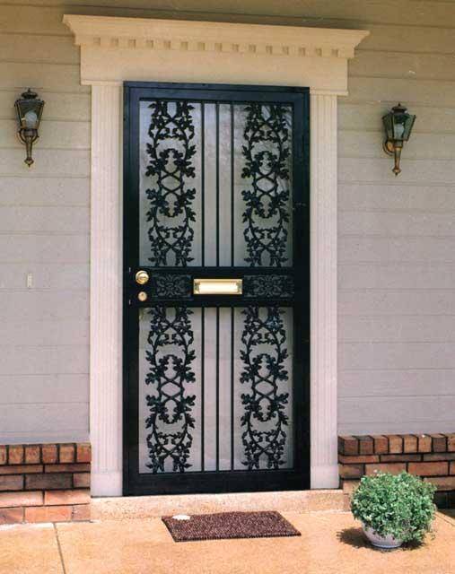 SC42 Security Doors