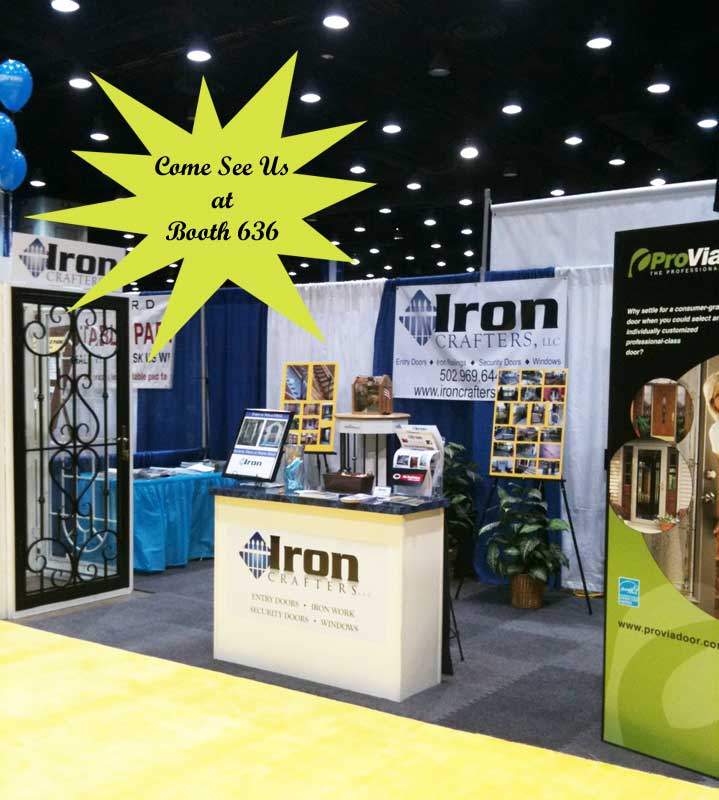 Come Visit Our Booth Iron Crafters Llc