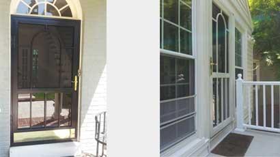 Beautiful Security Doors Iron Crafters Llc