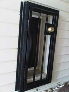 Iron Crafters Custom Doggie Door