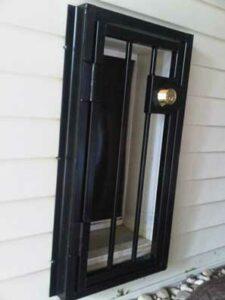 Iron Crafters Custom Doggie Door