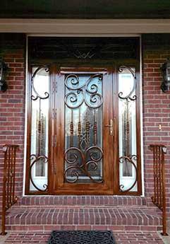 SC5 Security Doors