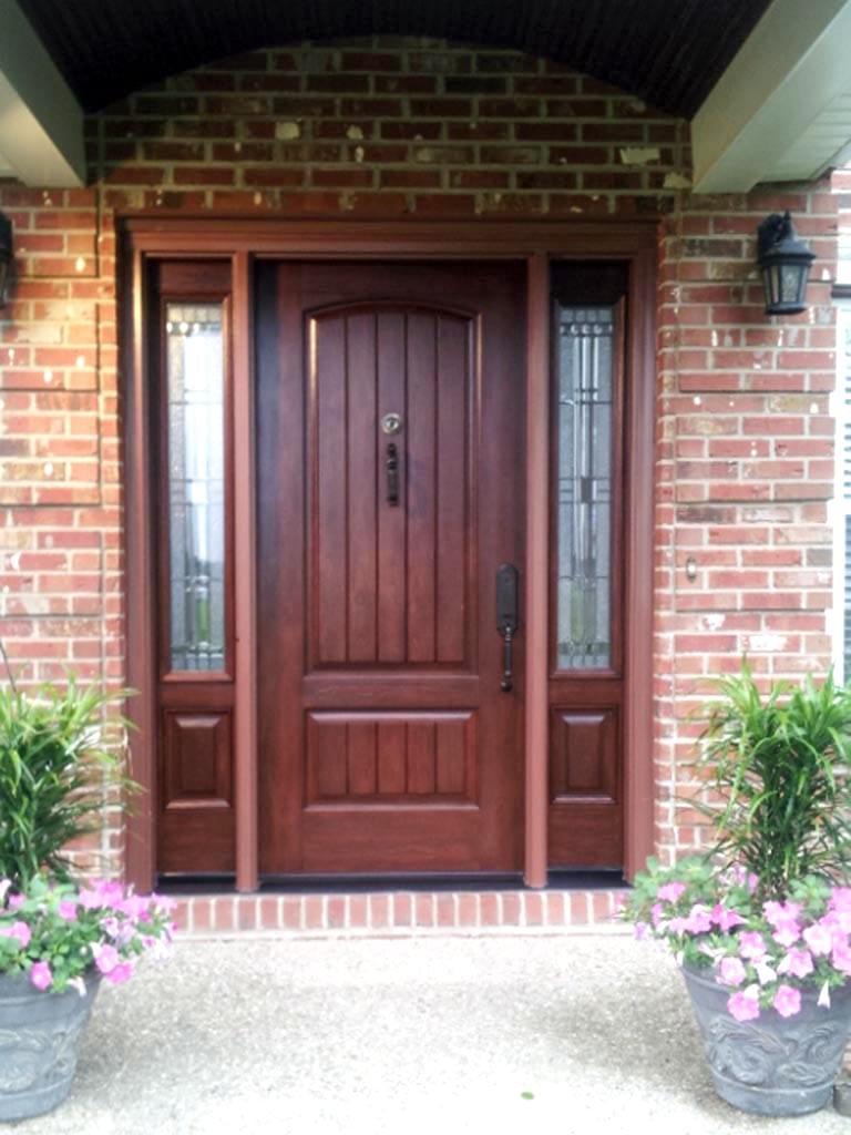 ED8 Fiberglass Entry Door