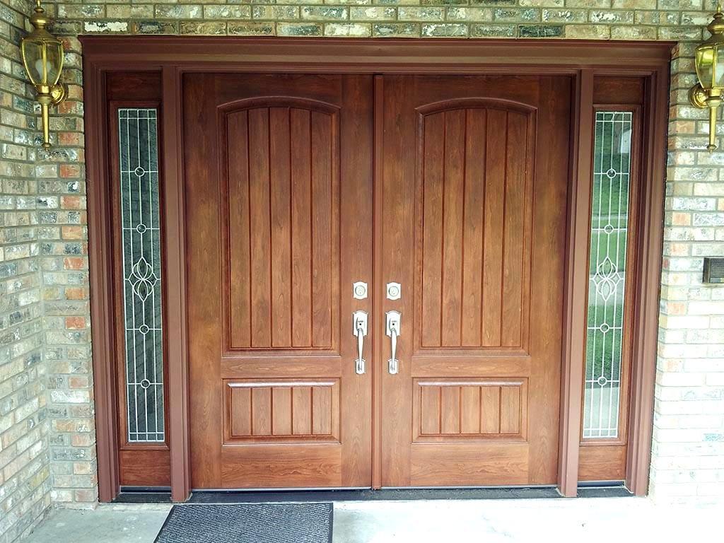 ED13 Fiberglass Entry Door
