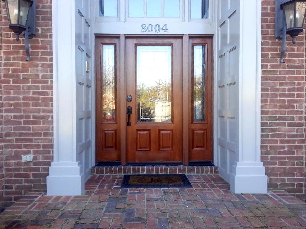 ED12 Fiberglass Entry Door