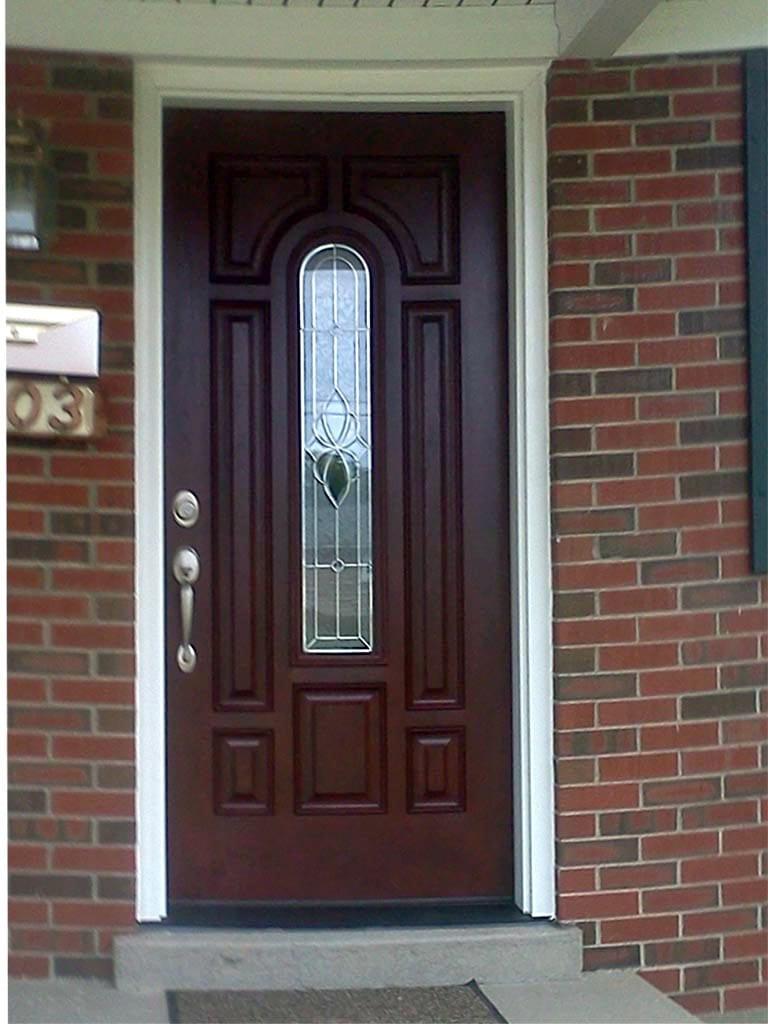 ED15 Fiberglass Entry Door