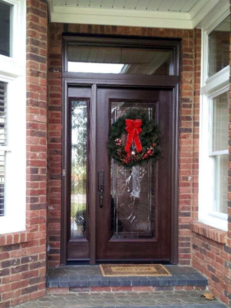 ED14 Fiberglass Entry Door