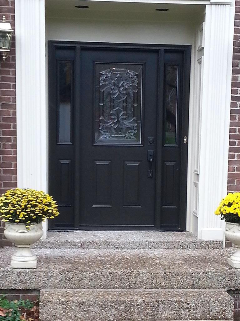 ED2 Fiberglass Entry Door