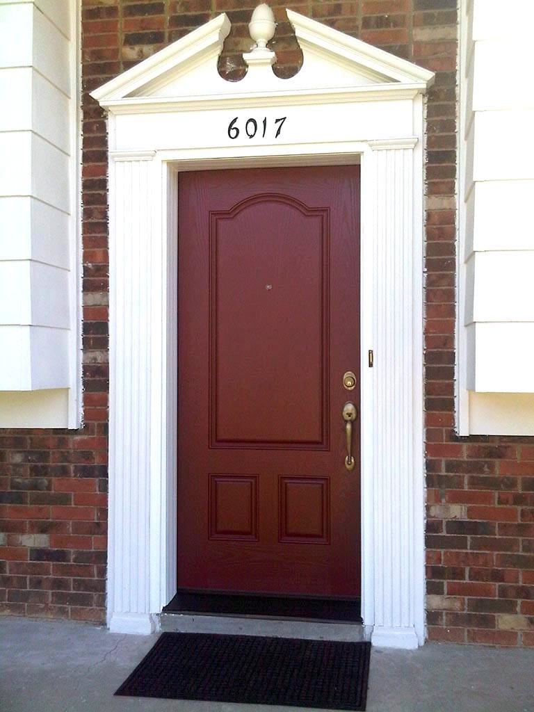ED16 Fiberglass Entry Door