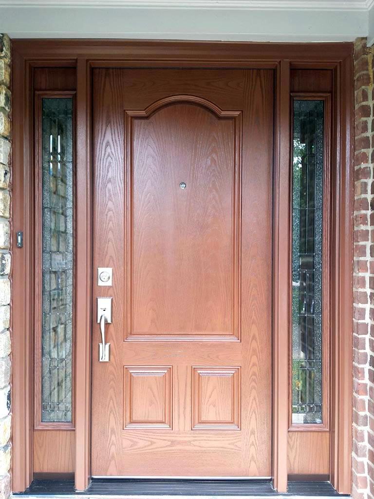 Ed17 Fiberglass Entry Door Iron Crafters Llc