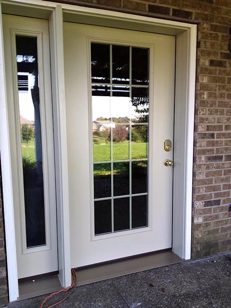 ED19 Fiberglass Entry Door