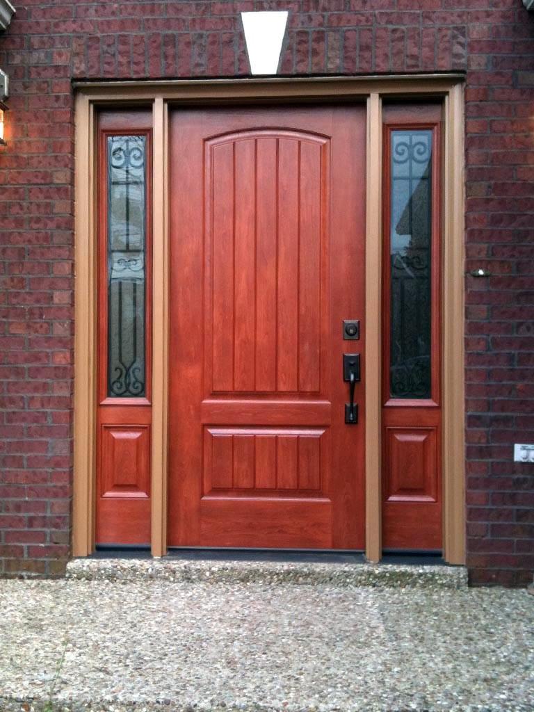 ED22 Fiberglass Entry Door