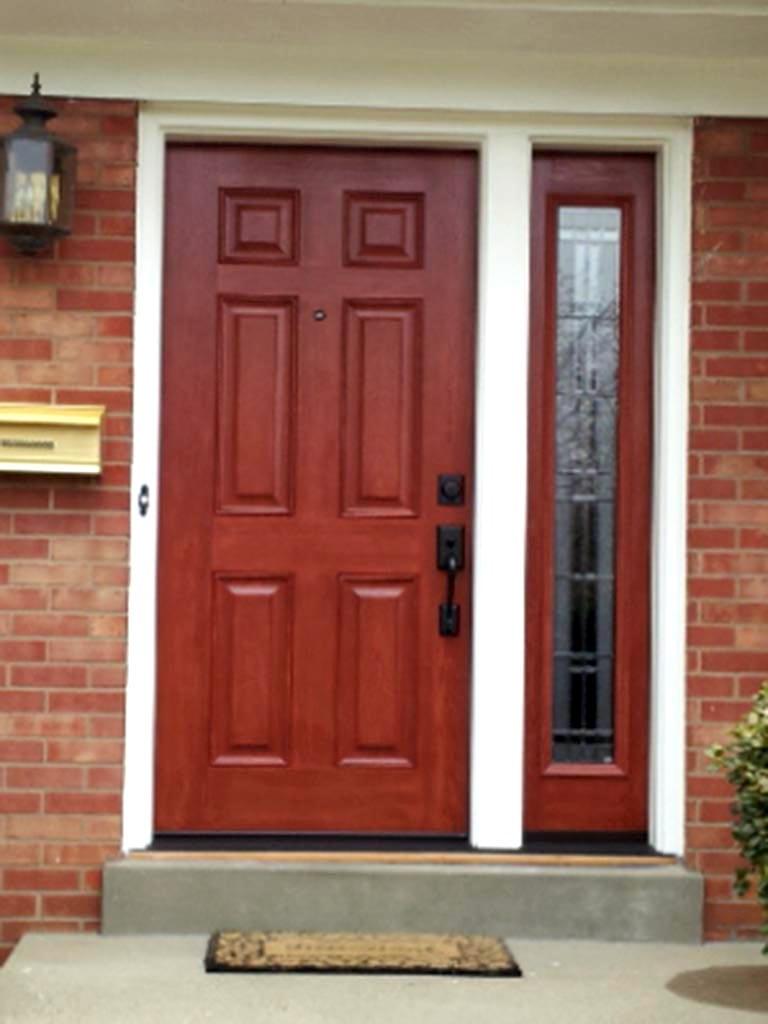 ED21 Fiberglass Entry Door