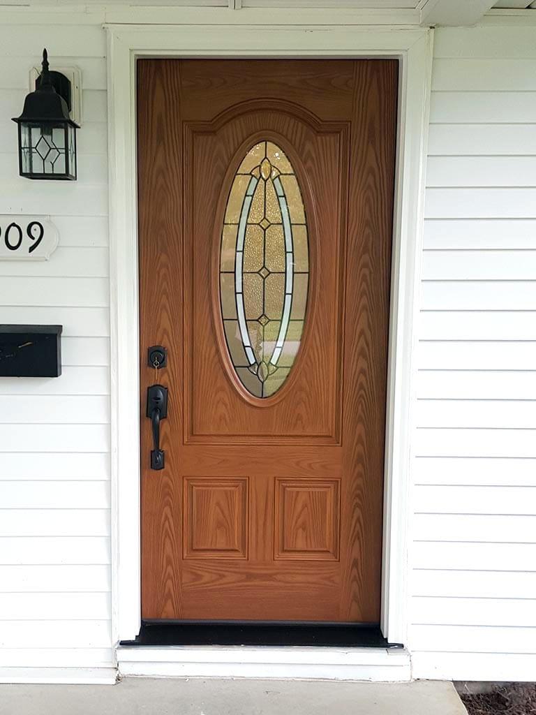 ED5 Fiberglass Entry Door