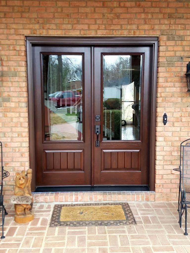 ED4 Fiberglass Entry Door