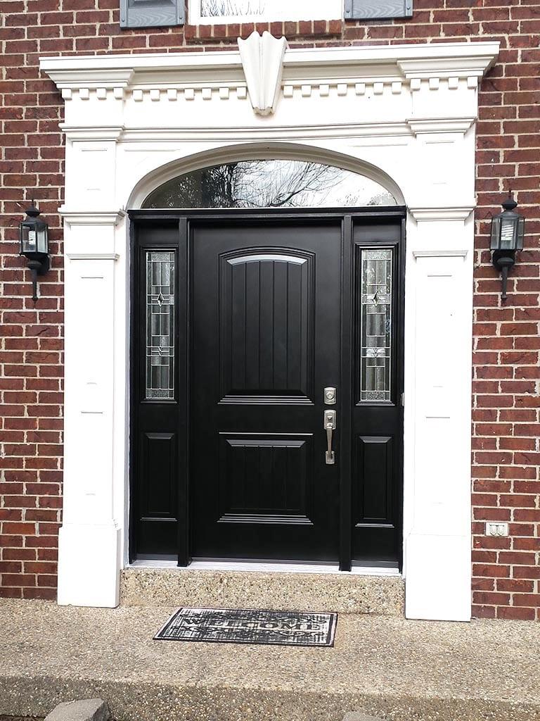 ED3 Fiberglass Entry Door