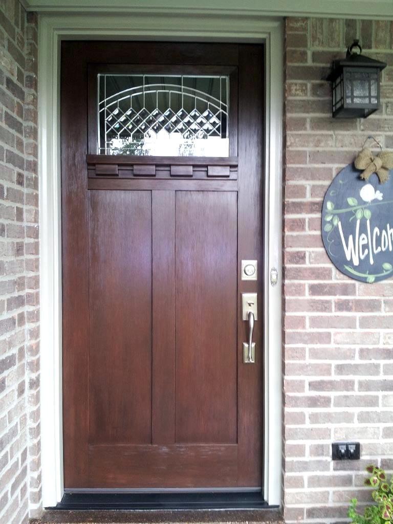 ED7 Fiberglass Entry Door