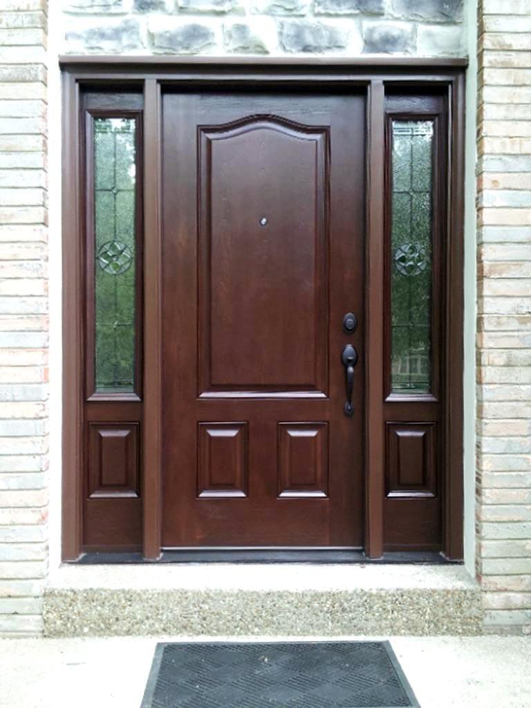 ED6 Fiberglass Entry Door