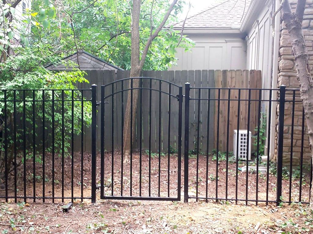 F27 Iron Fence