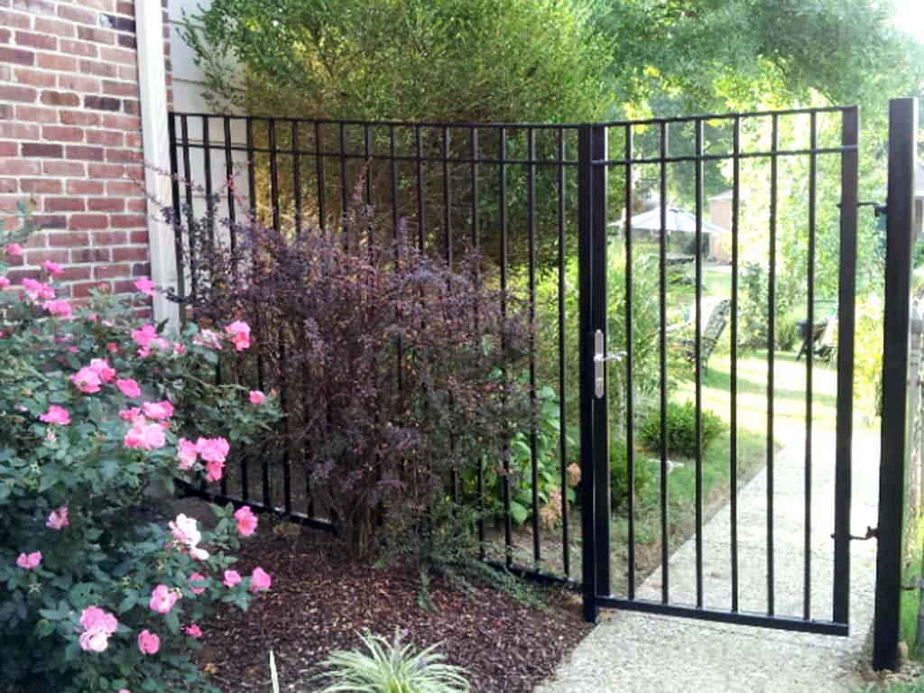F2 Iron Fence