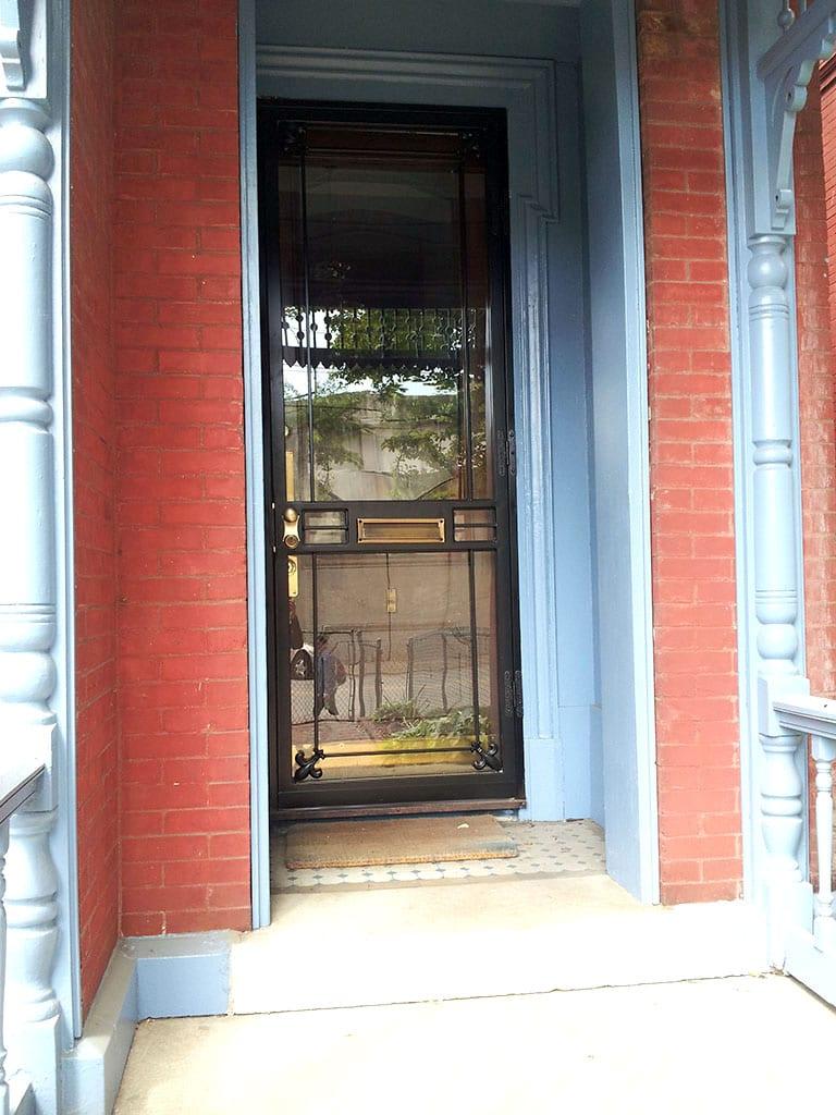 Sc38 Security Doors Iron Crafters Llc