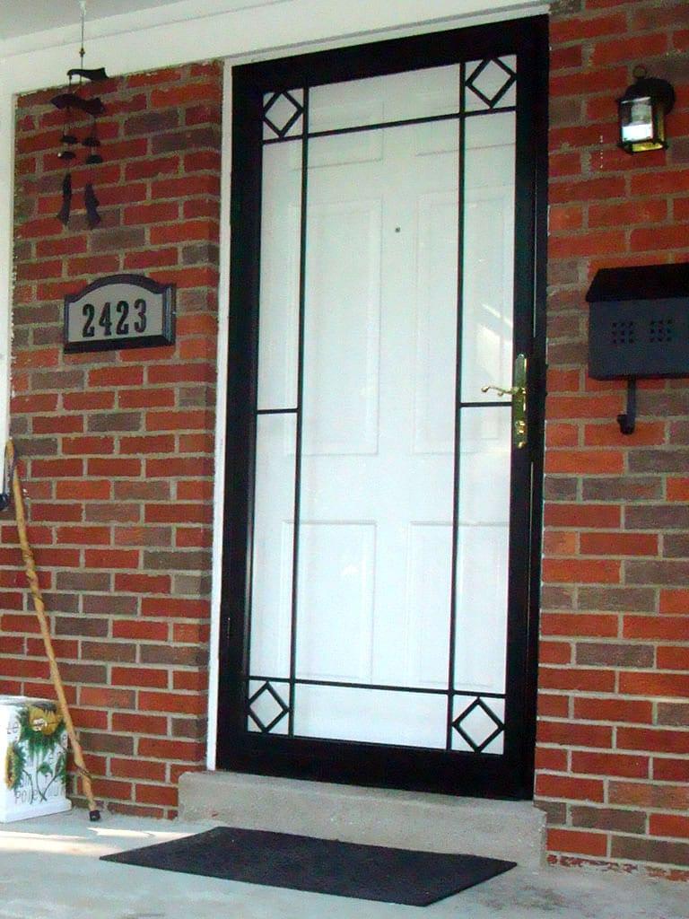 SC33 Security Doors