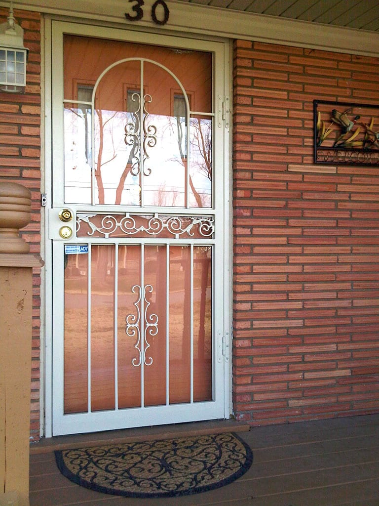 SC27 Security Doors