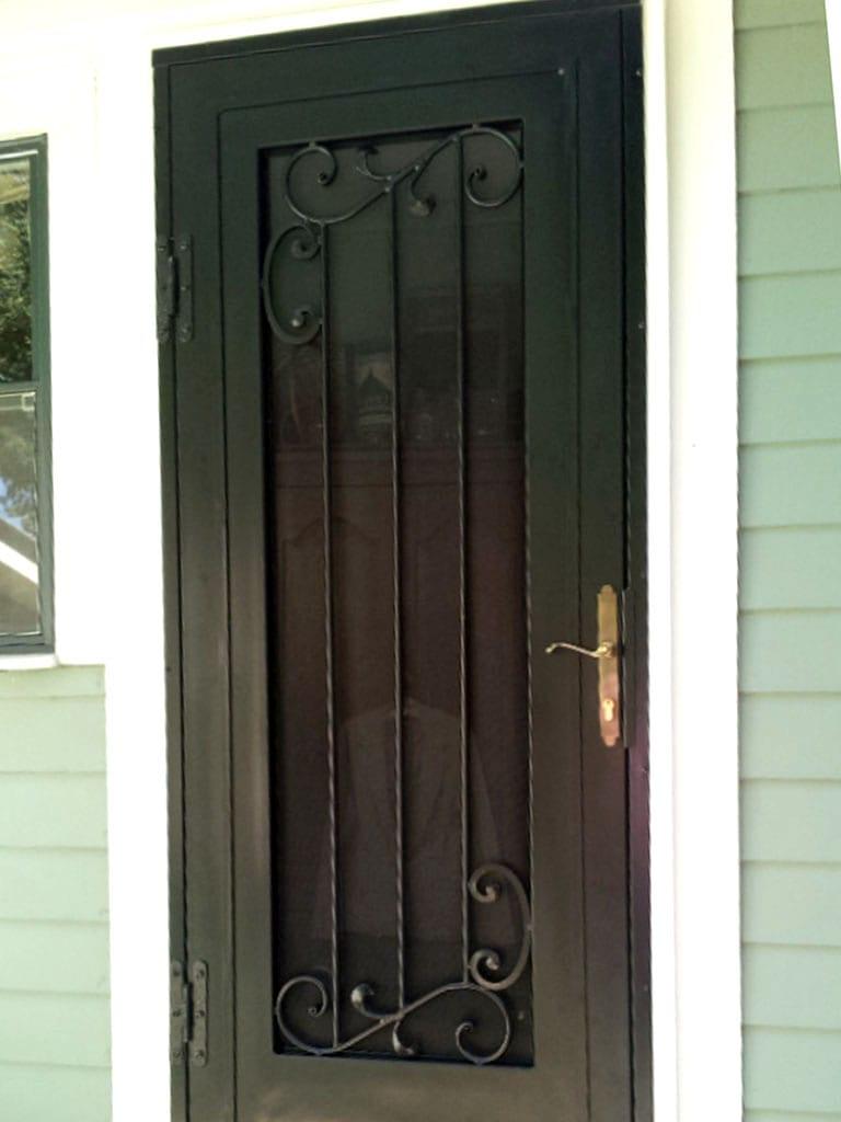 Sc17 Security Doors Iron Crafters Llc