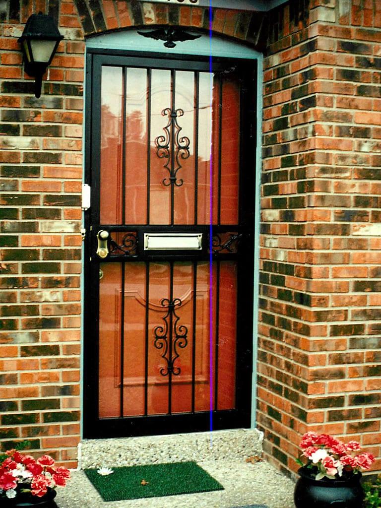 SC21 Security Doors