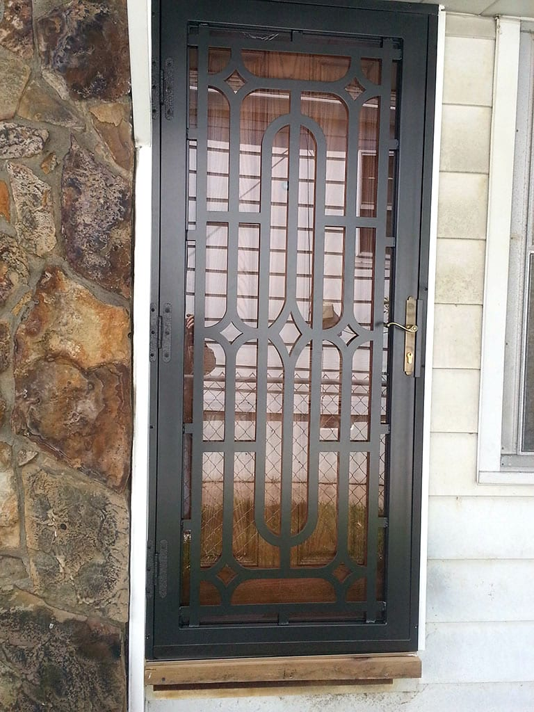 Sc18 Security Doors Iron Crafters Llc