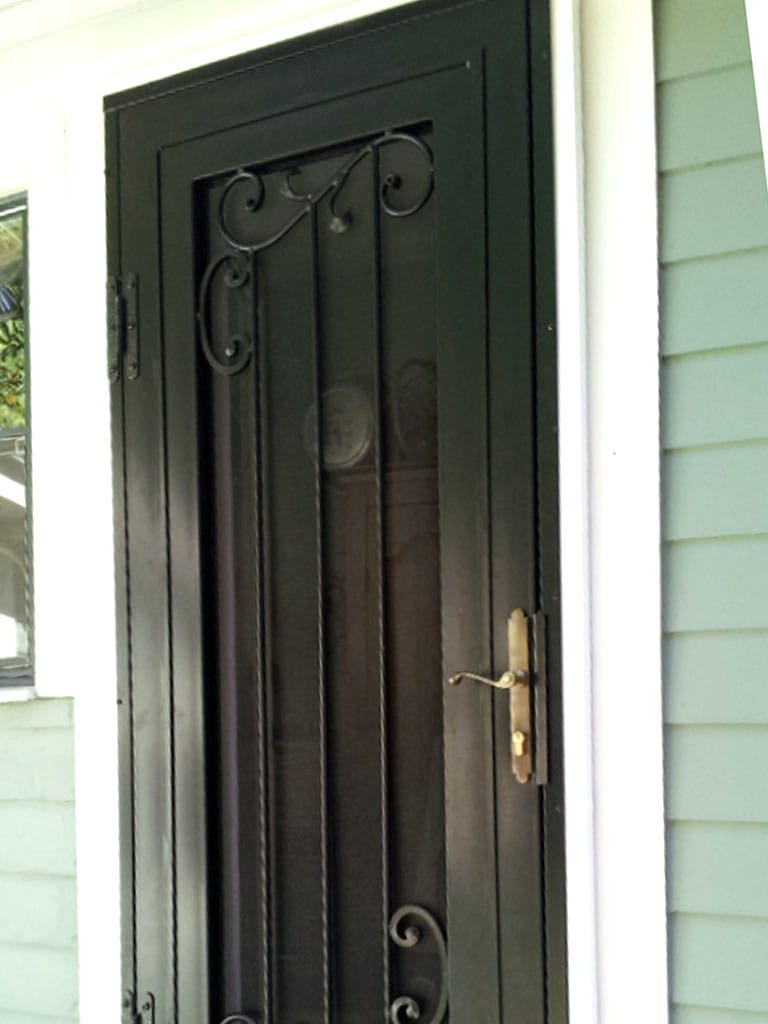 Ironsecuritydoorsstormdoorslouisvillesecurity door new for Latest door design 2016