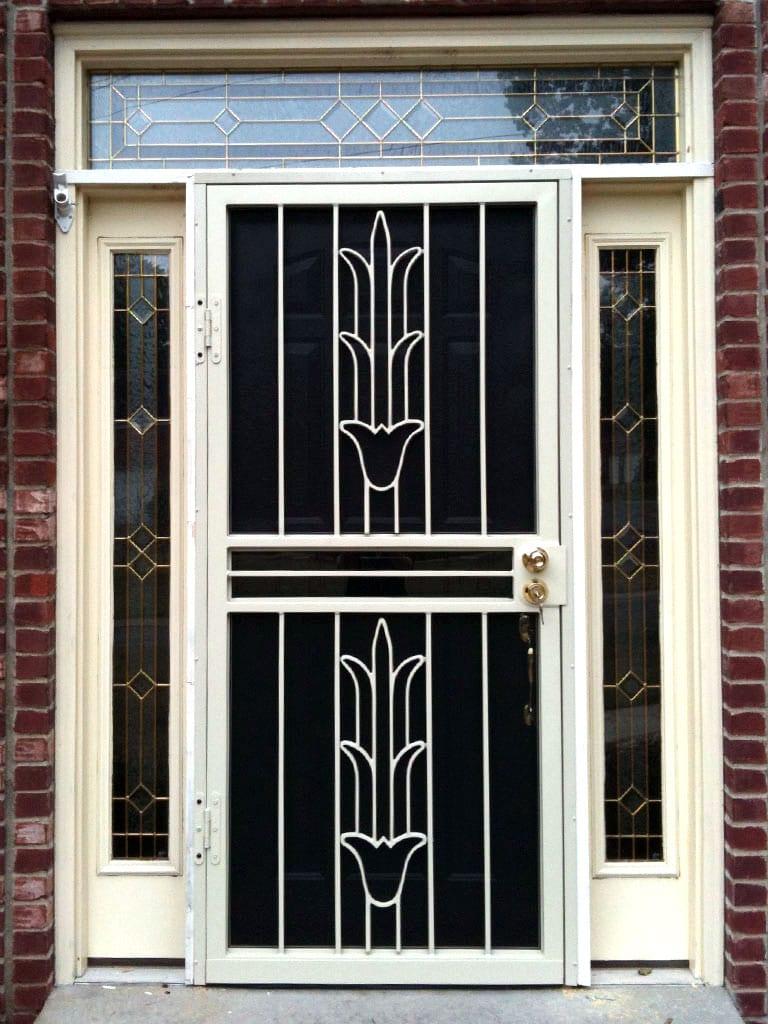 SC15 Security Doors Tulip