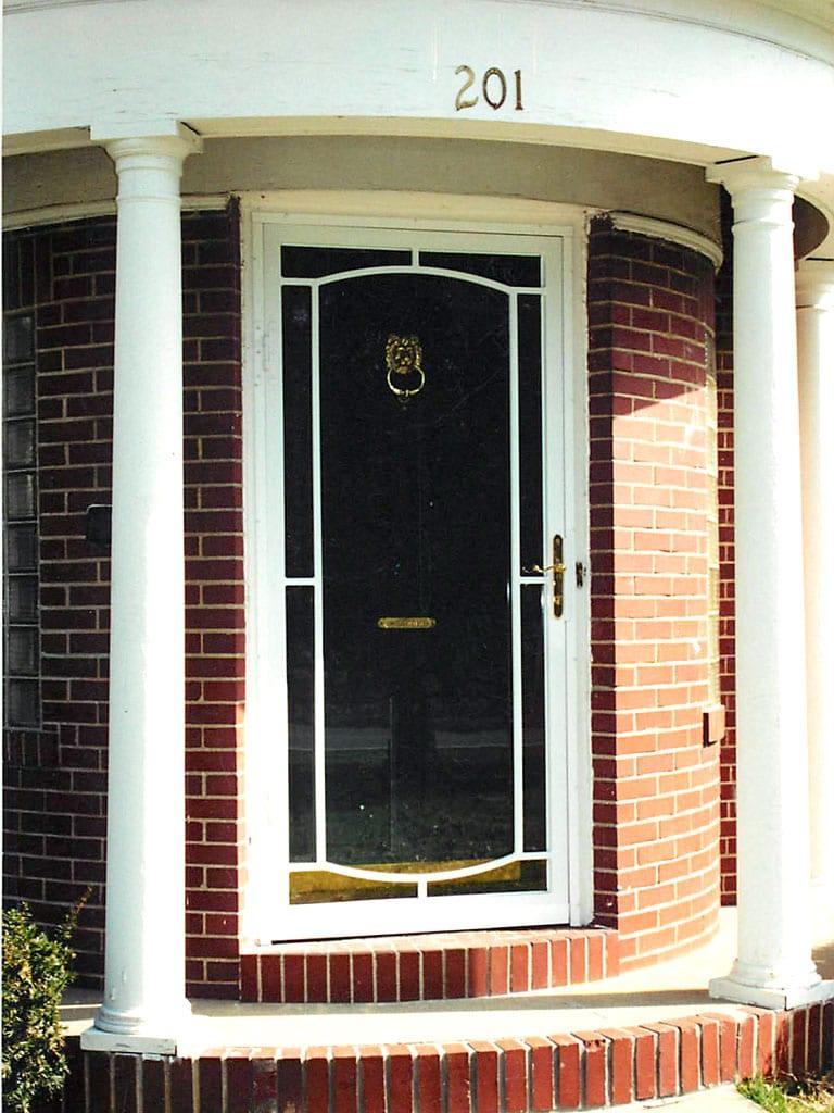 Sc7 Security Doors Iron Crafters Llc