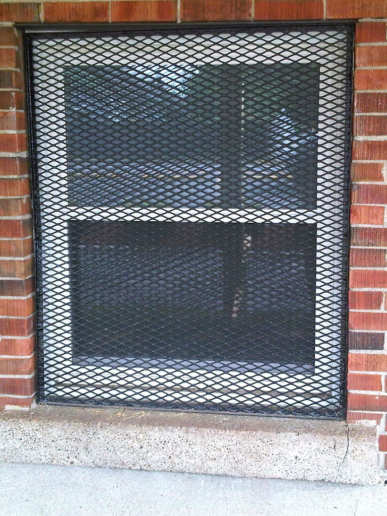 Wg9 iron window guards iron crafters llc for Window guards