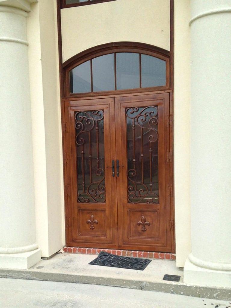 SC10 Security Doors