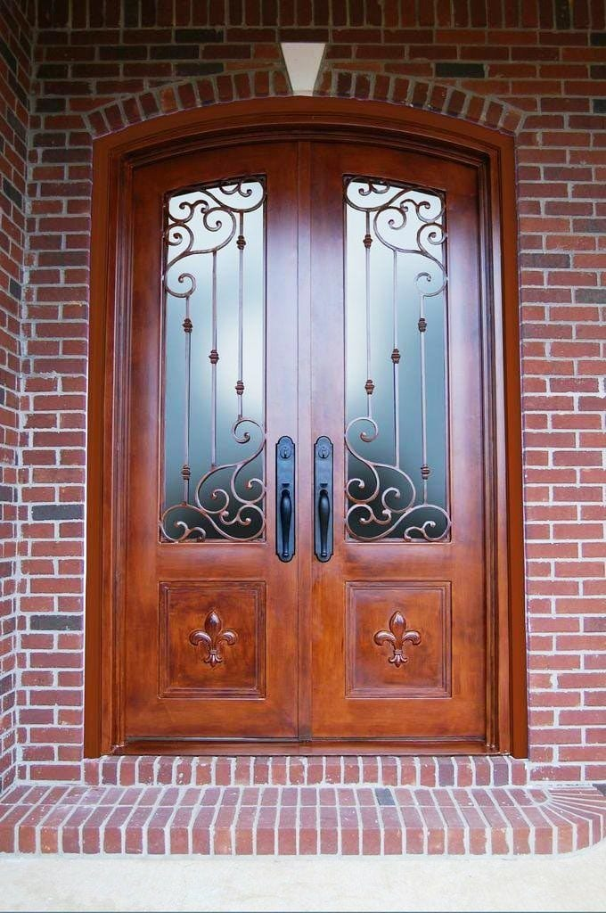 Iron Entry Doors Iron Crafters Llc
