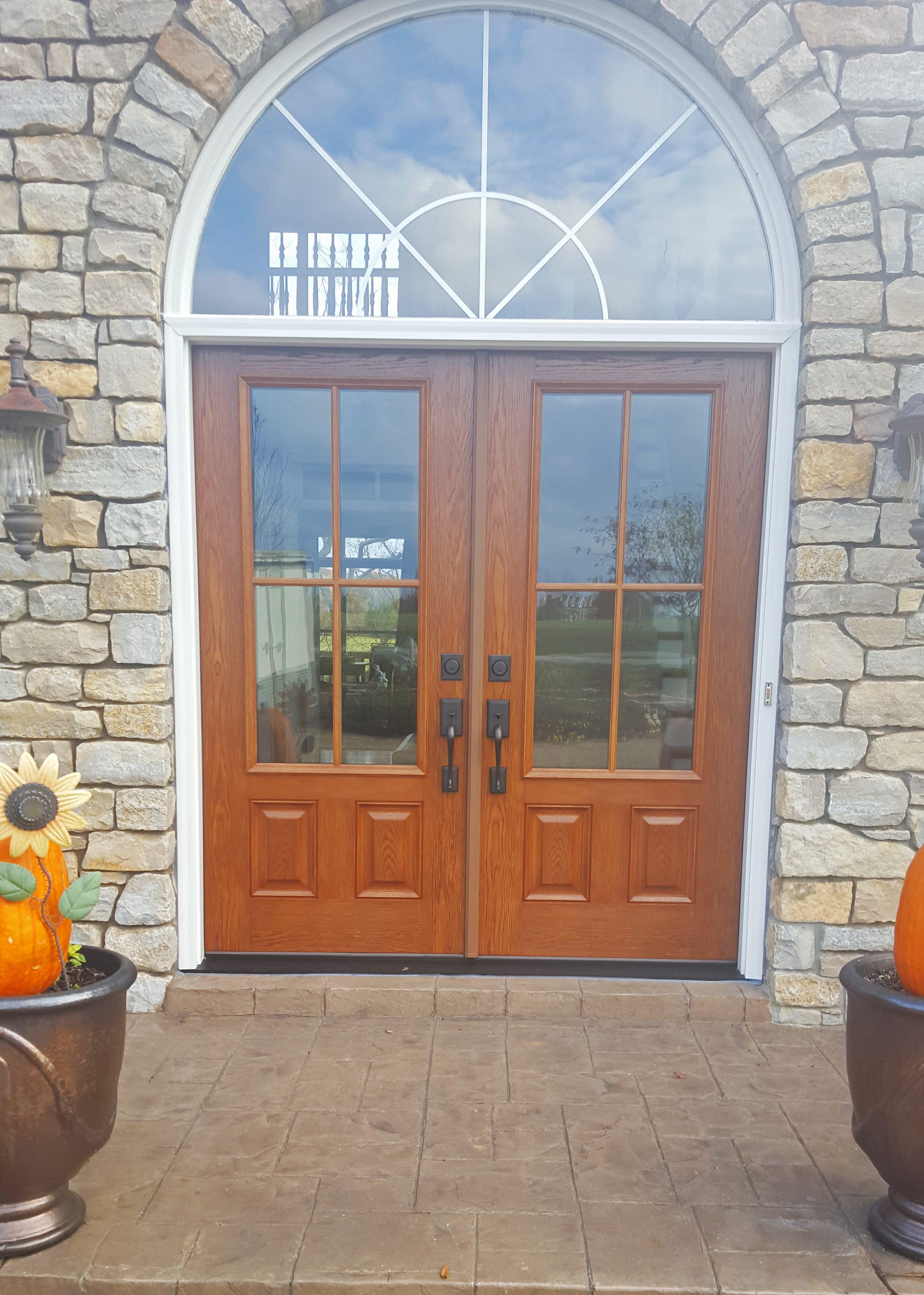 ED24 Fiberglass Entry Door