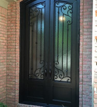 Baker Balusters Before And After Iron Crafters Llc