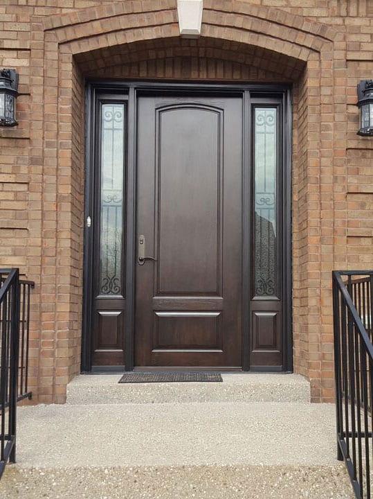 ED29 FIBERGLASS ENTRY DOOR