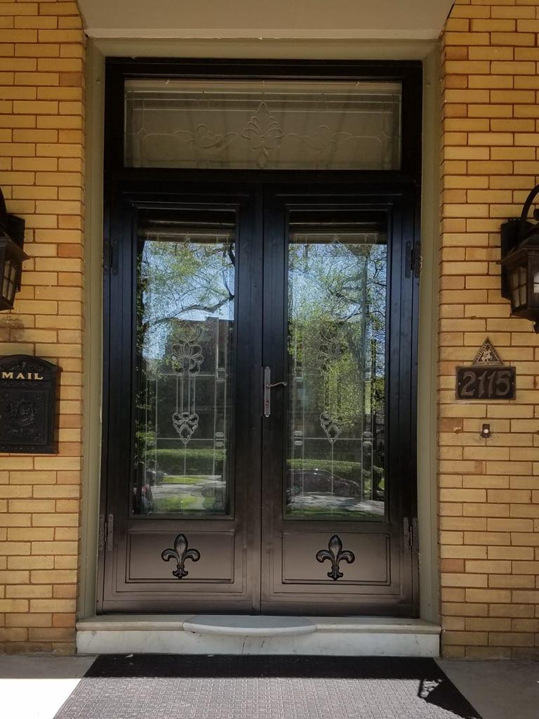 SC43 SECURITY DOORS