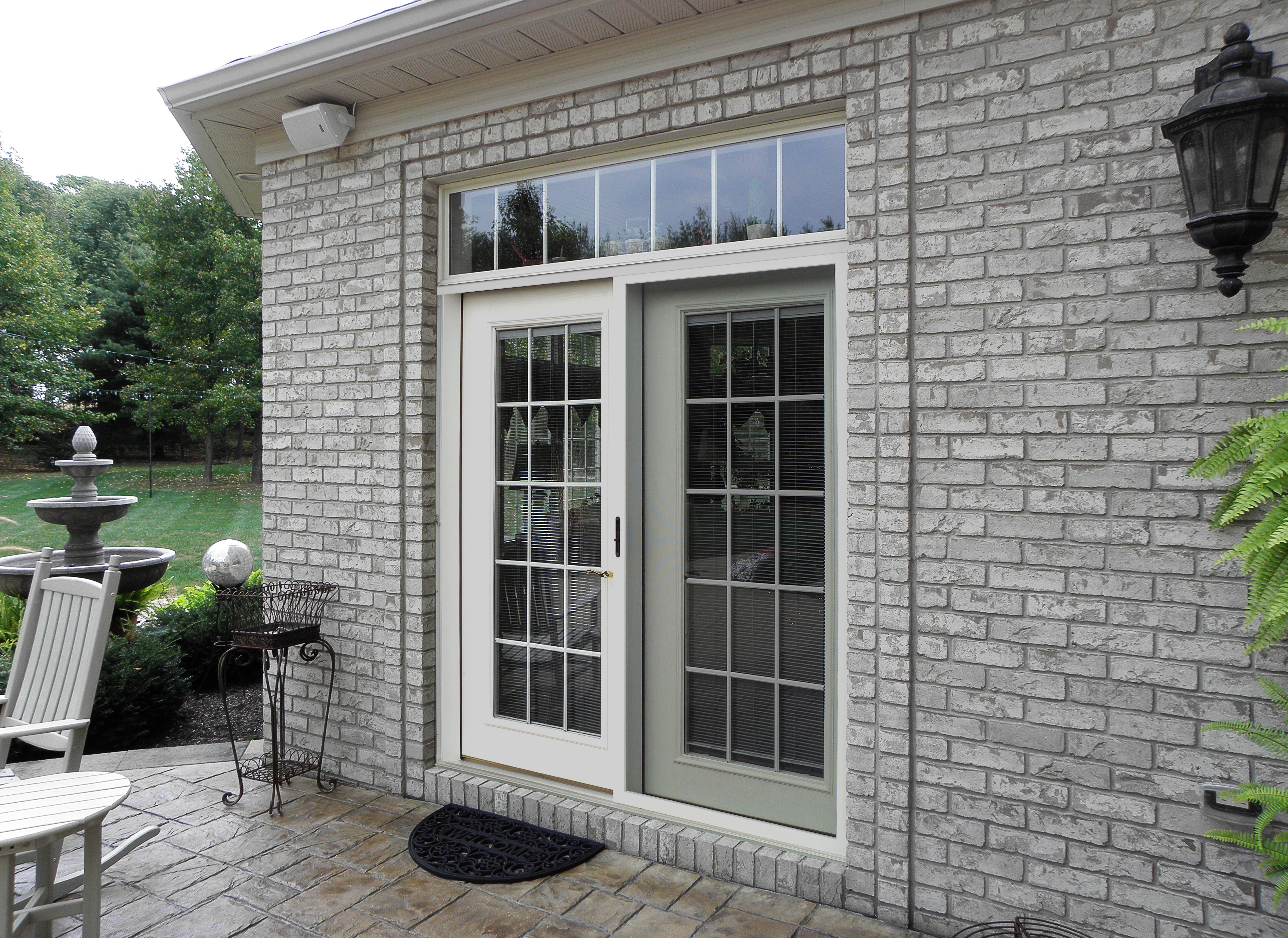 Best Replacement Patio Doors Offer Many Custom Design