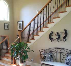 Iron Balusters by Iron Crafters