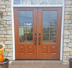 Entry Door By Iron Drafters