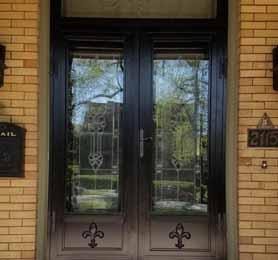 Iron Crafters Security Doors