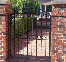 Iron Gate by Iron Crafters